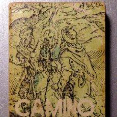 Libros de segunda mano: CAMINO. JOSÉ MARÍA ESCRIVÁ DE BALAGUER. Lote 112091715