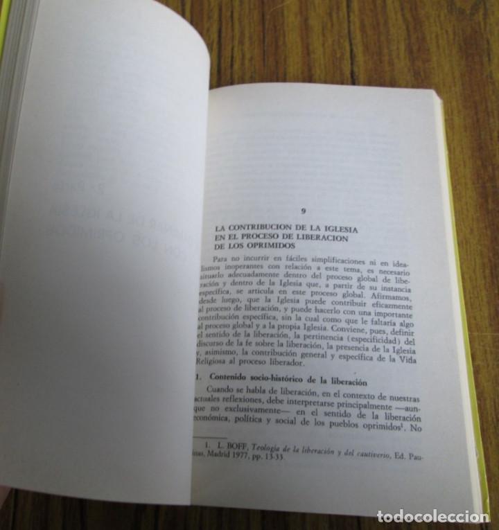 Libros de segunda mano: LA FE EN LA PERIFERIA DEL MUNDO - El caminar de la iglesia con los oprimidos - Por Leonardo Boff - Foto 5 - 112141859