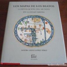 Livros em segunda mão: LOS MAPAS DE LOS BEATOS. LA REVELACIÓN DEL MUNDO EN LA EDAD MEDIA. Lote 273135168