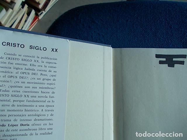 Libros de segunda mano: Cristo siglo XX - Foto 2 - 112396771