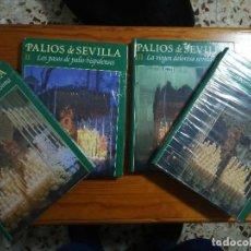 Libros de segunda mano: COLECCIÓN LIBROS PALIOS DE SEVILLA SIN ESTRENAR, DESCATALOGADO. Lote 113018591