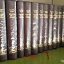 Libros de segunda mano: HISTORIA DE LA IGLESIA DE CRISTO. DANIEL ROPS. COLECCIÓN COMPLETA. 14 TOMOS. AÑO 1970. IMPECABLE.. Lote 142628704
