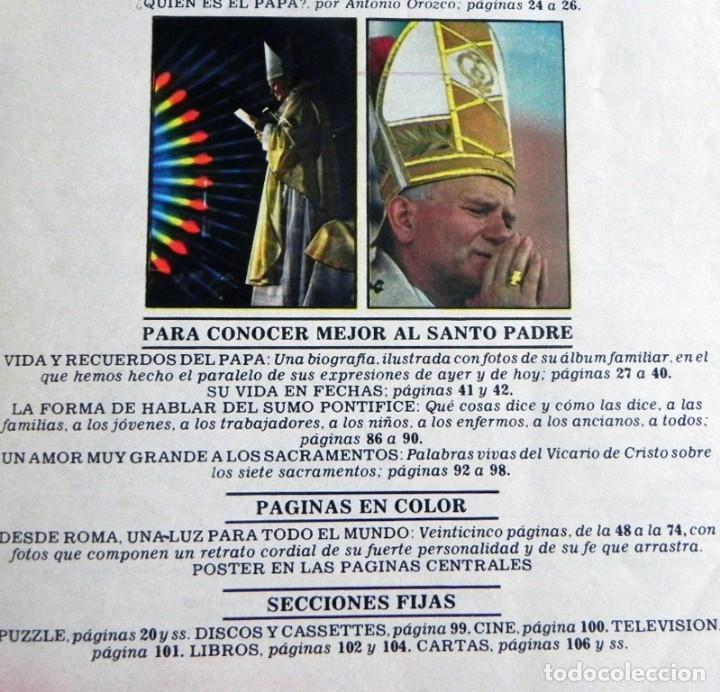 revista mundo cristiano monográfico sobre papa - Comprar Libros de ...
