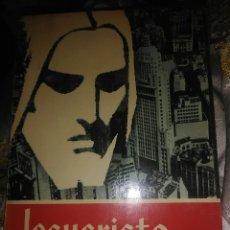 Libros de segunda mano: JESUCRISTO COMO PROBLEMA. M. Gª CORDERO, OP. ED. S. ESTEBAN, 1961.. Lote 113702491