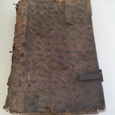 Libros de segunda mano: SALTERIO, SIGLO XVIII , SIN LUGAR DE IMPRESIÓN NI FECHA. Lote 115402922