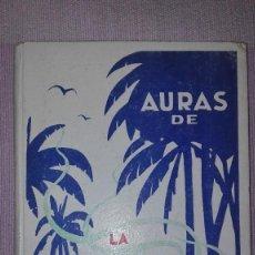 Libros de segunda mano: AURAS DE LA SELVA (ANECDOTARIO MISIONAL) P. RICARDO DE OLOT. ILUSTRACIONES P. JOSÉ Mª DE VERA. Lote 115413567