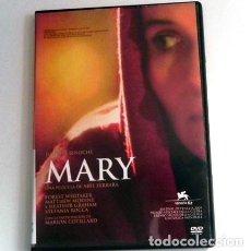 Libros de segunda mano: MARY DVD PELÍCULA JULIETTE BINOCHE ABEL FERRARA FOREST WHITAKER - RELIGIÓN CRISTIANA MARÍA MAGDALENA. Lote 115470487