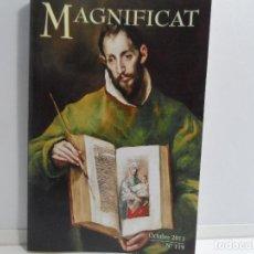 Libros de segunda mano: REVISTA MAGNIFICAT OCTUBRE 2013 Nº 119. . Lote 115731107