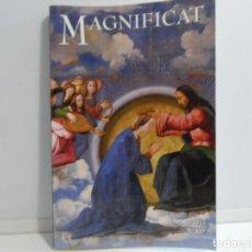 Libros de segunda mano: REVISTA MAGNIFICAT AGOSTO 2013 Nº 117. . Lote 115731463