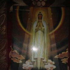 Libros de segunda mano: LOS SECRETOS DE FÁTIMA. J. VILLALTA. 3ª ED. 1987.. Lote 115752547