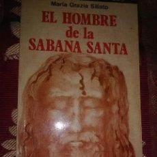 Libros de segunda mano: EL HOMBRE DE LA SÁBANA SANTA. MARIA GAZIA SILIATO. BAC POPULAR, Nº 80. 1987.. Lote 115752883