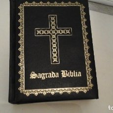 Libros de segunda mano: SAGRADA BIBLIA, TAMAÑO GRANDE .EDITORIAL SOPENA 59. Lote 116732027