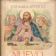 Libros de segunda mano: NUEVO TESTAMENTO. BAC 1948. Lote 116997267