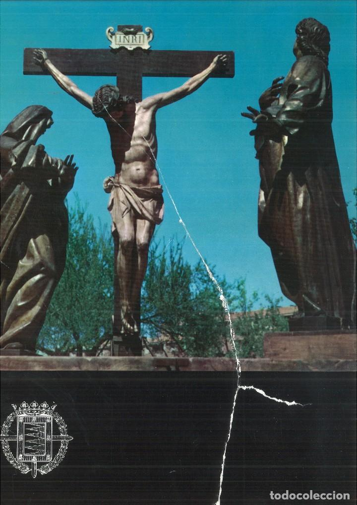 Libros de segunda mano: VALLADOLID CORAZÓN DE CASTILLA. JUNTA DE SEMANA SANTA - Foto 2 - 117279059
