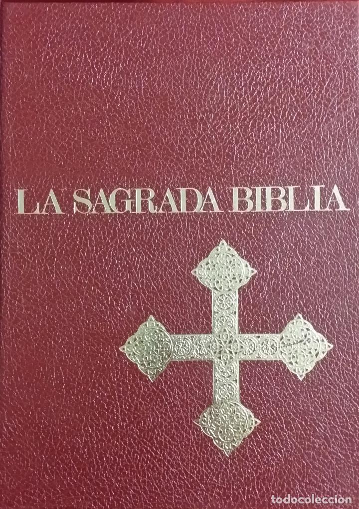 LA SAGRADA BIBLIA - DR. FERNANDO QUIROGA PALACIOS (Libros de Segunda Mano - Religión)