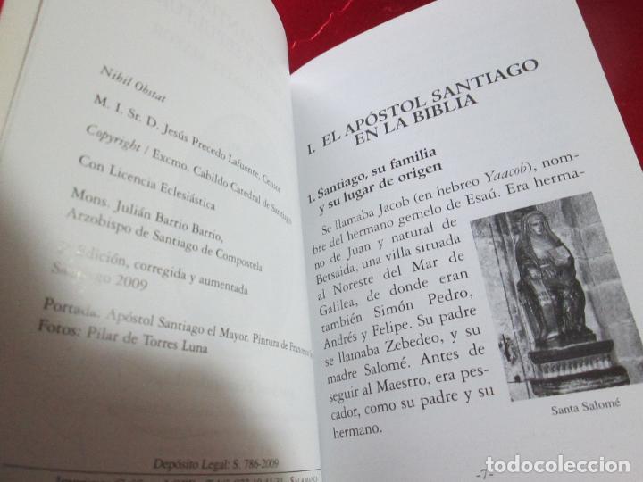 Libros de segunda mano: novenario a santiago el mayor-2009-el apostol santiago:vida,muerte y sepultura-josé fdez lago - Foto 6 - 117479215
