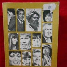 Libros de segunda mano: LAS GRANDES NUEVAS, EL NUEVO TESTAMENTO VERSIÓN INTERNACIONAL 1979 NEW YORK BIBLE SOCIETY. Lote 117513883