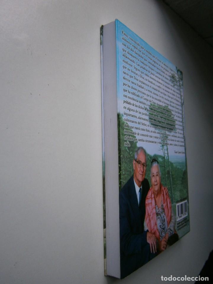 Libros de segunda mano: LOS DICHOS DE JESUS Ricardo Hussey Firma autor 1 edicion 2011 - Foto 5 - 117528575