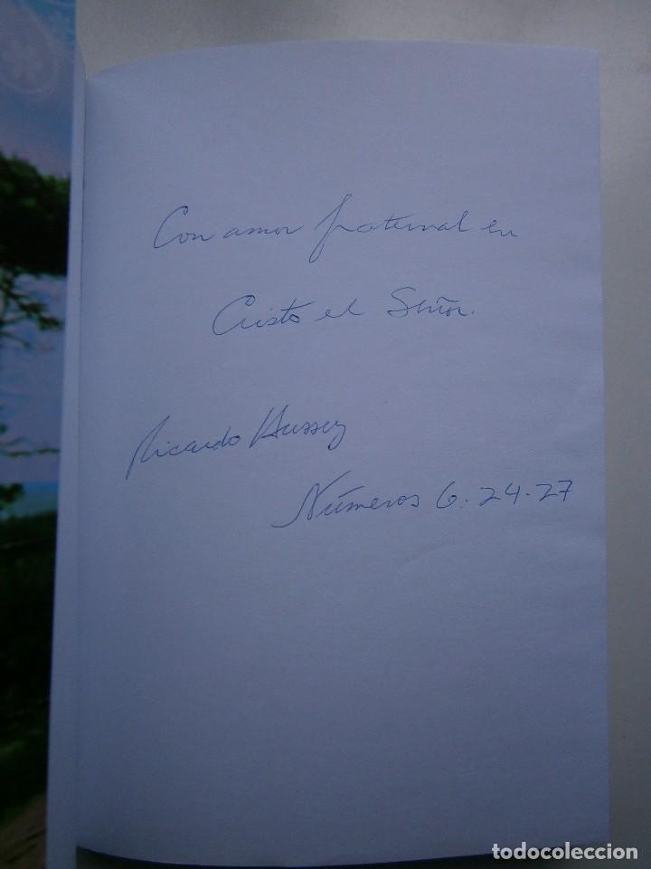 Libros de segunda mano: LOS DICHOS DE JESUS Ricardo Hussey Firma autor 1 edicion 2011 - Foto 7 - 117528575