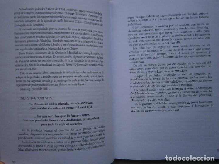 Libros de segunda mano: LOS DICHOS DE JESUS Ricardo Hussey Firma autor 1 edicion 2011 - Foto 12 - 117528575