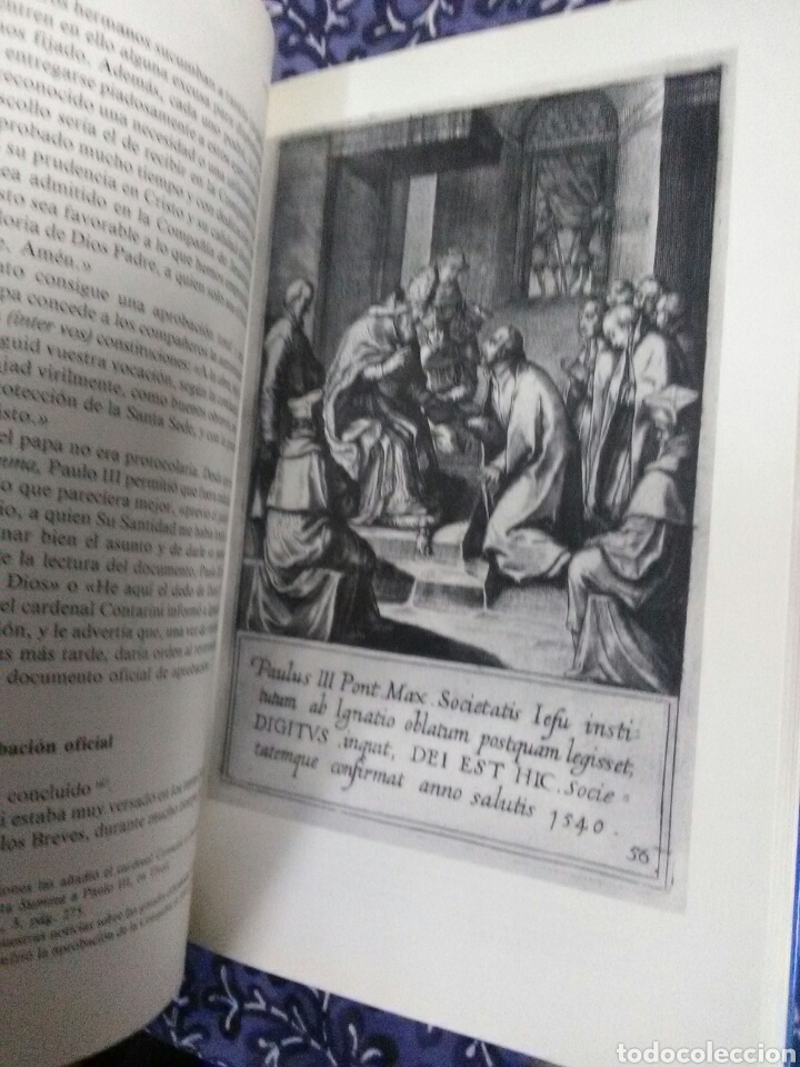 Libros de segunda mano: Ignacio de Loyola. André Ravier. Biografías Espasa. 1991. - Foto 4 - 117578987