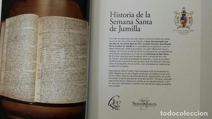 Libros de segunda mano: HISTORIA DE LAS HERMANDADES Y COFRADIAS JUMILLANAS (MURCIA) - 2017 - Foto 7 - 118117939