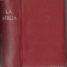 Libros de segunda mano: LA BÍBLIA DELS MONJOS DE MONTSERRAT (CASAL I VALL, ANDORRA, 1970) EN CATALÁN - EDICIÓN BOLSILLO. Lote 118154215