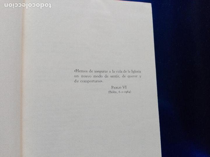 Libros de segunda mano: libro-la nueva cristiandad-justo mullor garcía-biblioteca de autores cristianos-1968 - Foto 5 - 118453919