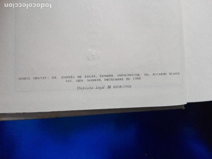 Libros de segunda mano: libro-la nueva cristiandad-justo mullor garcía-biblioteca de autores cristianos-1968 - Foto 6 - 118453919