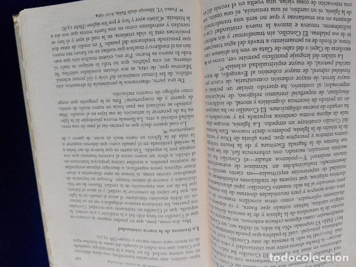 Libros de segunda mano: libro-la nueva cristiandad-justo mullor garcía-biblioteca de autores cristianos-1968 - Foto 8 - 118453919