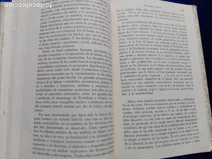 Libros de segunda mano: libro-la nueva cristiandad-justo mullor garcía-biblioteca de autores cristianos-1968 - Foto 9 - 118453919