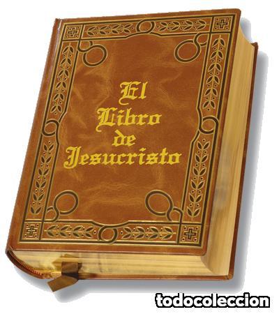 EL LIBRO DE JESUCRISTO – CENTRO BIBLICO CATOLICO (Libros de Segunda Mano - Religión)