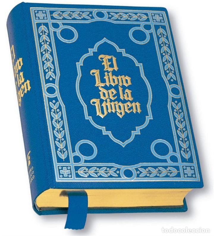 EL LIBRO DE LA VIRGEN - CENTRO BIBLICO CATOLICO (Libros de Segunda Mano - Religión)
