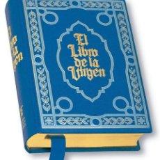 Libros de segunda mano: EL LIBRO DE LA VIRGEN - CENTRO BIBLICO CATOLICO. Lote 118686883