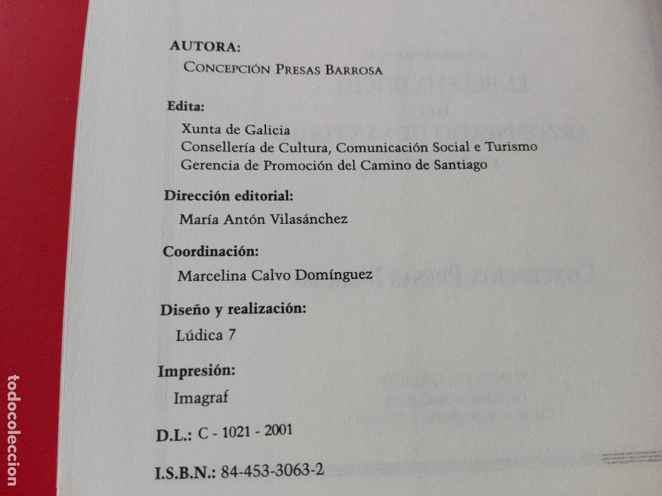 Libros de segunda mano: libro-la sede episcopal compostelana-1923.1949-concepción presas barrosa-2001-buen estado-ver fotos - Foto 6 - 118902179