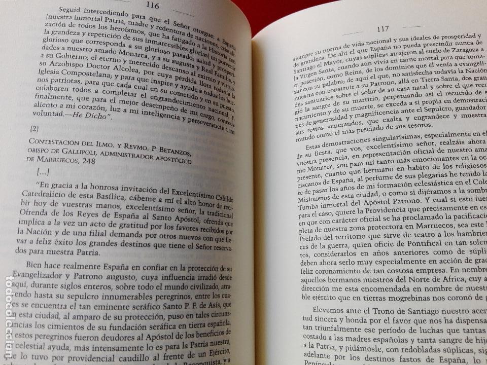Libros de segunda mano: libro-la sede episcopal compostelana-1923.1949-concepción presas barrosa-2001-buen estado-ver fotos - Foto 9 - 118902179