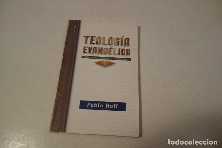 libro teologia evangelica pablo hoff