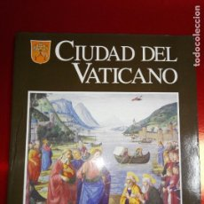 Libros de segunda mano: LIBRO-CIUDAD DEL VATICANO-2002-BUEN ESTADO-VER FOTOS. Lote 119243939