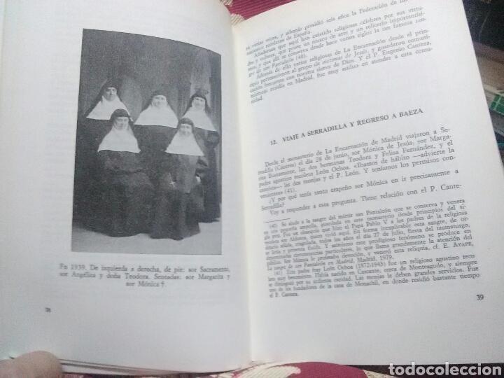 Libros de segunda mano: Sor Mónica de Jesús y el P. Cantera. Ayape. Augustinus. 1986. 2ª ed. - Foto 3 - 119312235