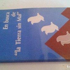 Libros de segunda mano: EN BUSCA DE LA TIERRA SIN MAL-MOVIMIENTOS CAMPESINOS EN EL PARAGUAY 1960-1980-INDO AMERICAN PRESS . Lote 119463247
