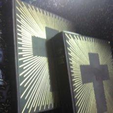 Libros de segunda mano: HISTORIA DE LA IGLESIA (SÓLO TOMOS I Y II). DANIEL ROPS. AMIGOS DE LA HISTORIA. 1972.. Lote 119867587