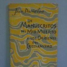 Libros de segunda mano - Los manuscritos del mar muerto y los orígenes del cristianismo. - 119951311