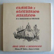 Libros de segunda mano: ERMITAS Y SANTUARIOS MARIANOS DE LA DIÓCESIS DE VITORIA, POR ALFONSO M.ª ABELLA. Lote 119989991