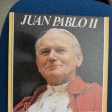 Libros de segunda mano: JUAN PABLO II EL ALBUM DEL PAPA. Lote 120181179