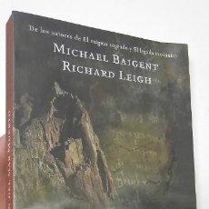 Libros de segunda mano: LA CONSPIRACIÓN DEL MAR MUERTO - MICHAEL BAIGENT, RICHARD LEIGH. Lote 120221819