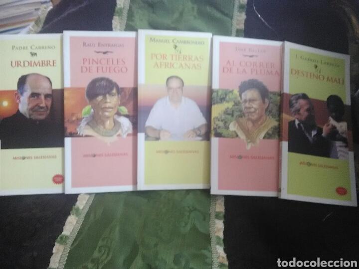Libros de segunda mano: Lote (I) de 11 libritos de Misiones Salesianas. Ver títulos. - Foto 2 - 120634203