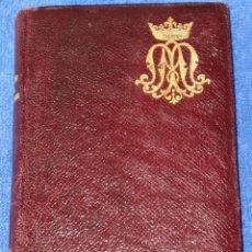 Libros de segunda mano: EL OFICIO DEL DOMINGO - DEVOCIONARIO - INSTITUTO ITALIANO DE ARTES GRÁFICAS - BERGAMO (1889). Lote 120773603