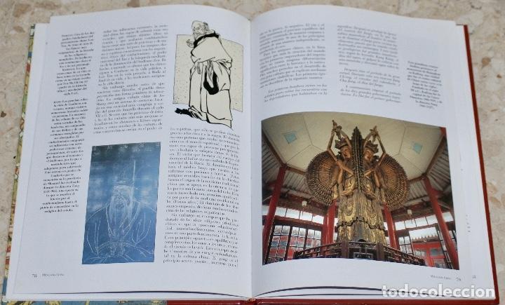 Libros de segunda mano: DIVINIDADES Y DEMONIOS ORIENTALES -109 PAG. - 23X30 CM. - Foto 2 - 120815563