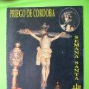 Libros de segunda mano: SEMANA SANTA DE PRIEGO DE CÓRDOBA 1990. Lote 121317179