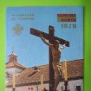 Libros de segunda mano: SEMANA SANTA VILLANUEVA DE CÓRDOBA 1979. Lote 121317711